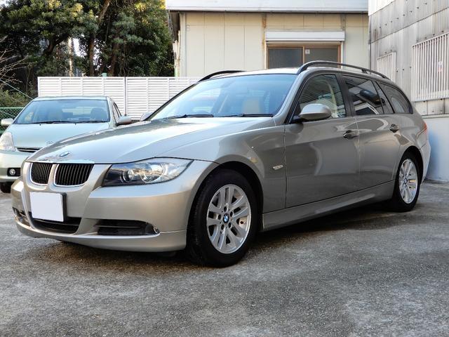 BMW 320i ハイラインパッケージ サンルーフ ベージュレザー