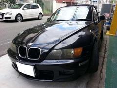 BMW Z3ロードスター2.0 幌新品 社外ナビ HID 18インチAW ローダウン