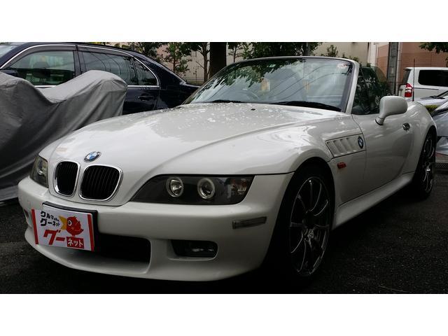 BMW 2.2i電動オープン禁煙車18AW