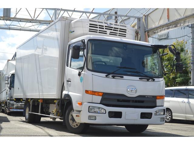 UDトラックス  格納ゲート 冷凍車 サイドドア ワイド