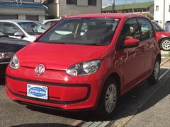VW アップ!ムーブ アップ! ワンオーナー 禁煙車 5ドア ETC