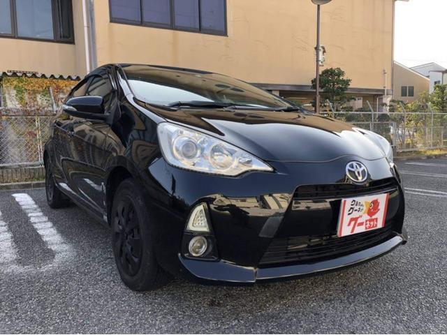 トヨタ S ナビ ETC キーレス 車検2019年6月まで