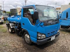 エルフトラック1800L モリタエコノス製バキュームカー