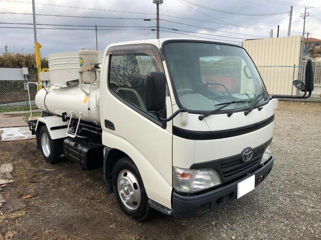 トヨタ 車検残有り 1800L モリタエコノス製バキュームカー