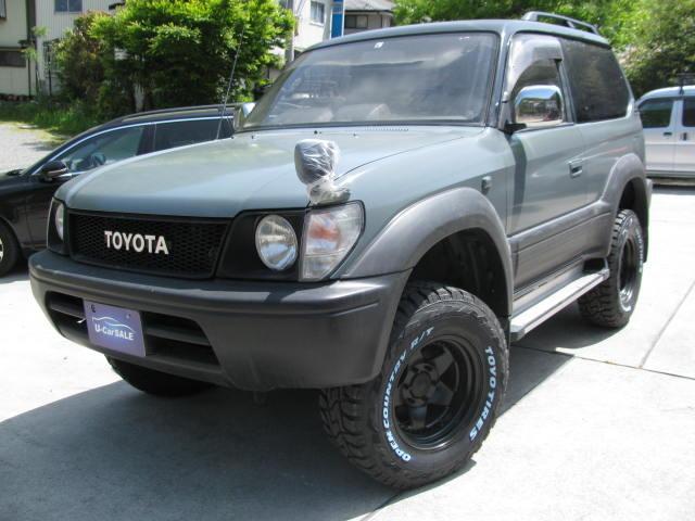 トヨタ ランドクルーザープラド RX