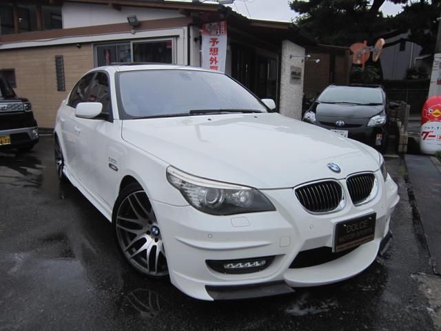 BMW 550i 左H SR 革 エナジーコンプリートカー 19AW