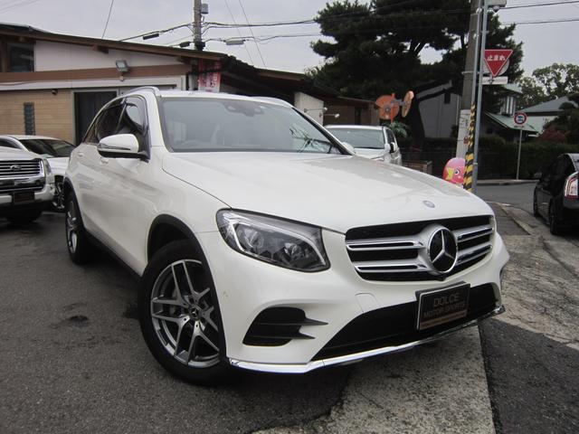 「メルセデスベンツ」「GLC」「SUV・クロカン」「兵庫県」の中古車