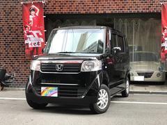 N BOXG・Lパッケージ★ワンオーナー★社外地デジ・ナビ★ETC