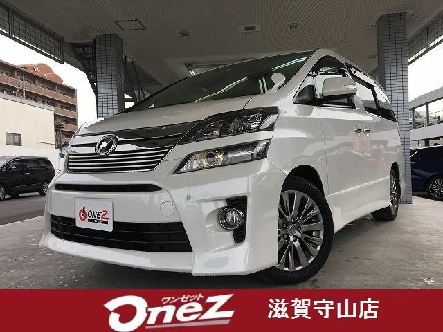 トヨタ 2.4Z ゴールデンアイズ 禁煙 BIGX 1オナ 両側電動
