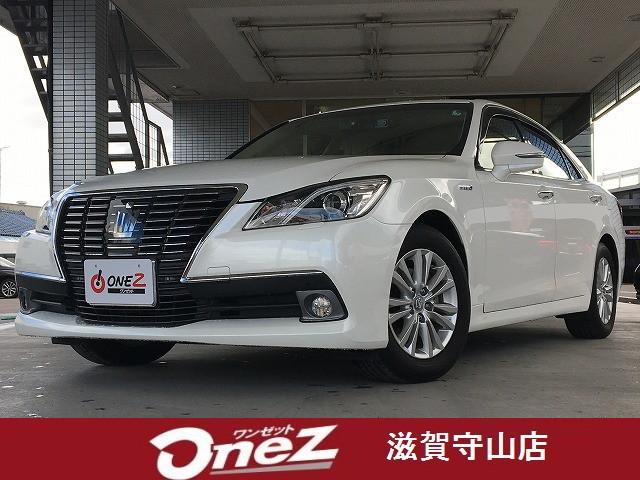 トヨタ ロイヤルサルーンGアドバンストPKG 1オナ 禁煙 衝突軽減