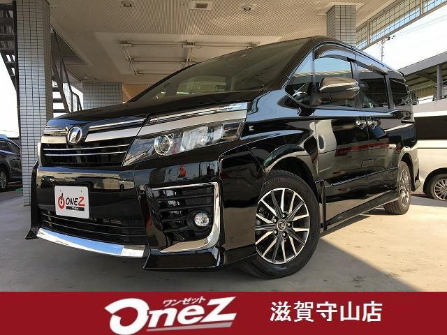 ZS 煌II 禁煙車 プリクラッシュ 両側電動 純正SDナビ(1枚目)