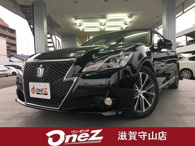トヨタ アスリートS 禁煙車 メーカーHDDナビ クルーズコントロール シートヒーター
