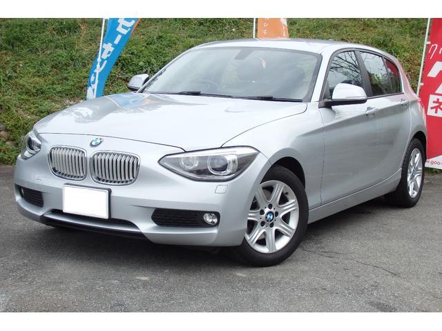 BMW 116iスマートキー プッシュスタート