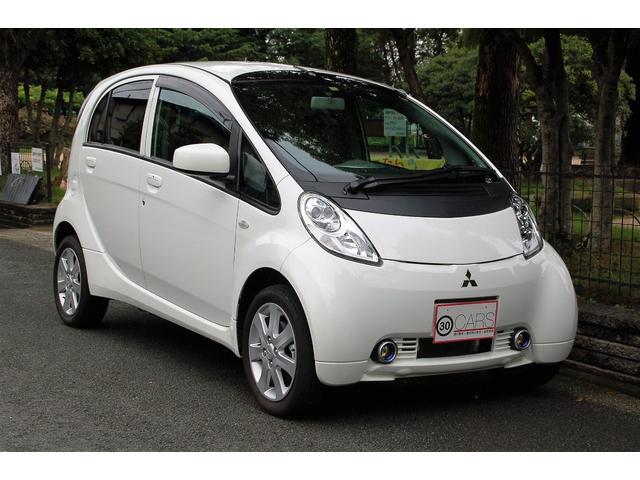 三菱 アイミーブ G ワンオナ/急速充電/LEDヘッド/シートヒータ/スマキー