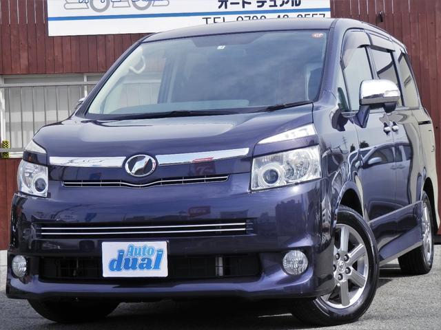 トヨタ ZS 煌 ナビTV Bカメ BT 両側自動 天井モニター