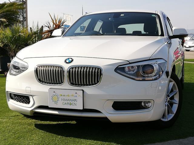 BMW 1シリーズ 116i スタイル HID/ナビ/Bluetooth/スマートキー