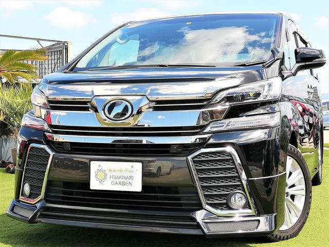 トヨタ 2.5Z 9インチナビ/JBLサウンド/LED/両側電動スライドドア/プリクラッシュブレーキ/Fエアロ/車検整備付