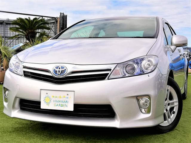 トヨタ SAI S 純正HDDポップアップマルチ/フルセグ視聴/バックカメラ/クルーズコントロール/パワーシート