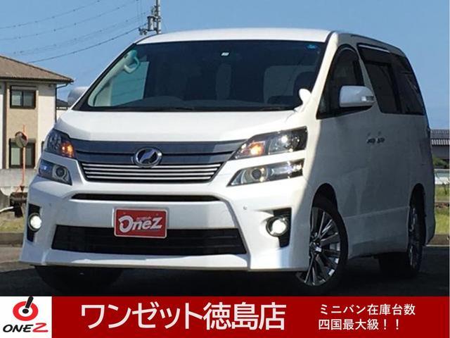 トヨタ 2.4Z ゴールデンアイズII 両側パワースライド ETC