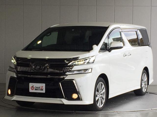 トヨタ 2.5Z Aエディション ゴールデンアイズ 10インチナビ