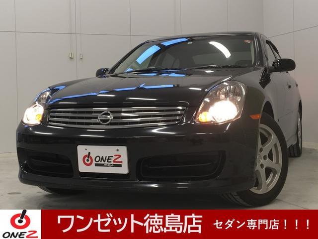 日産 250GTm NAVIエディション 純正ナビ キセノンライト