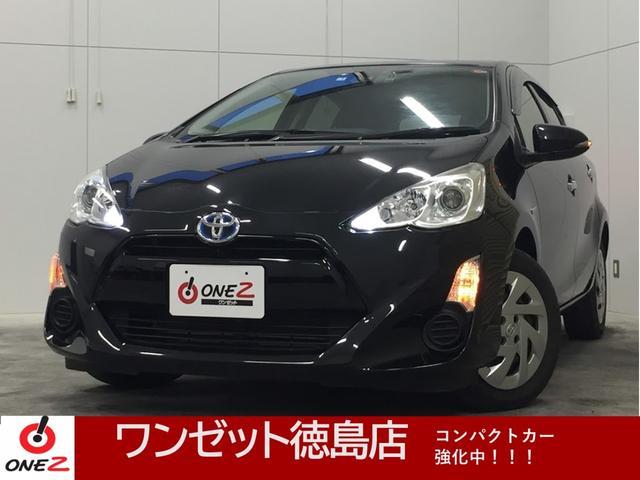 トヨタ アクア Sスタイルブラック トヨタセーフティセンス 純正SDナビ