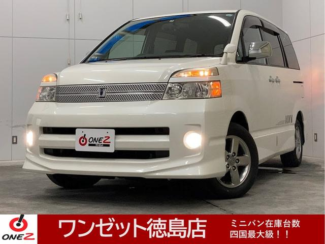 トヨタ Z 煌 両側パワースライド 純正ナビ バックカメラ