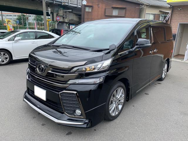 トヨタ 2.5Z Aエディション ゴールデンアイズ ナビTV Bカメ