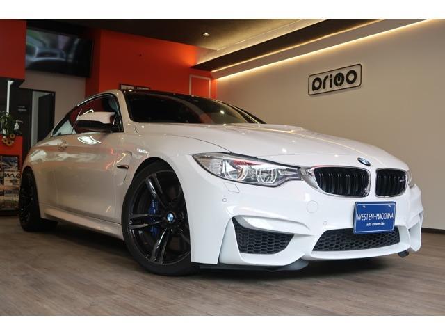 BMW M4クーペ M DCT ドライブロジック ドラレコ BILSTEIN車高調装着車