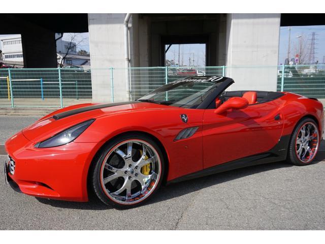 フェラーリ F1 DCT 可変マフラー HDDナビ カーボンパーツ多数