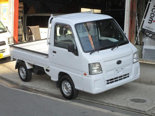スバル サンバートラック TB 5速MT 4WD