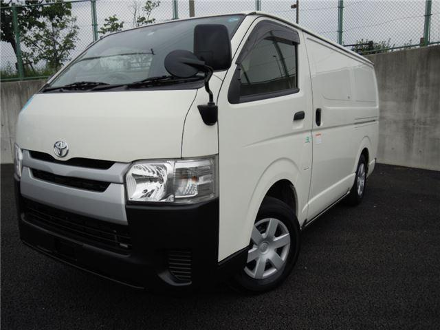 トヨタ 冷蔵・冷凍-22℃設定・4WD