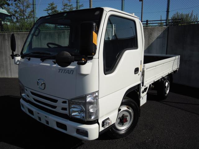 マツダ 1.5t積・AT車・平ボディ・4WD