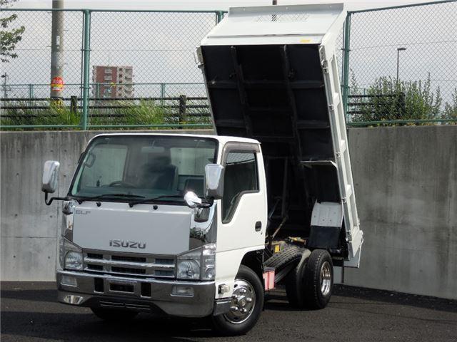 いすゞ 2t 積ダンプ・AT車