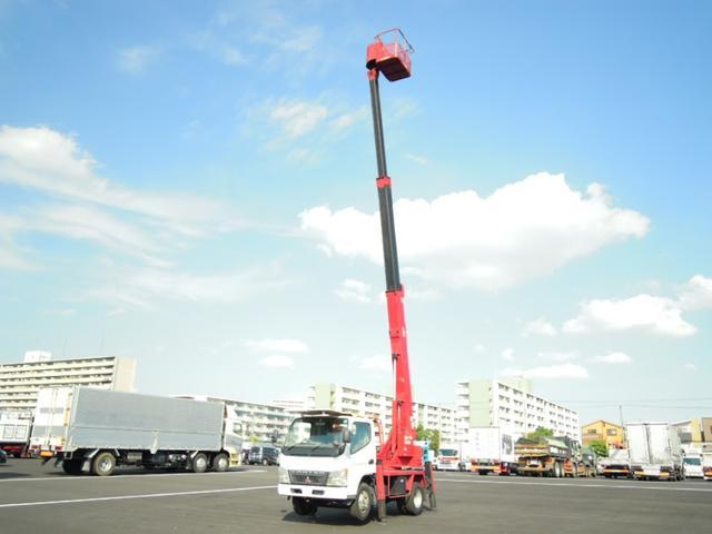 三菱ふそう 12m 高所作業車