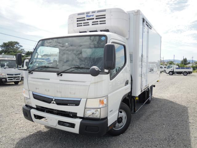 三菱ふそう 3t冷蔵冷凍車 -18℃設定