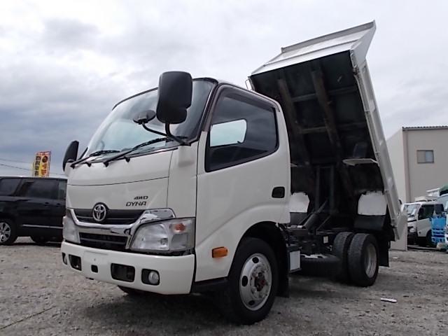 トヨタ 4WD・ダム式強化ダンプ・2t積み