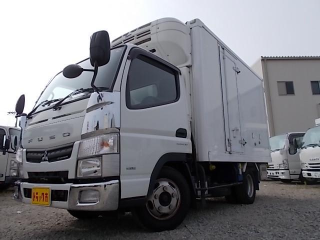 三菱ふそう 2t積・冷蔵冷凍車・-30℃・スタンバイ付・2段レール Bカメラ