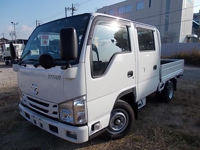 マツダ タイタントラック 1.5t積・5MT・5t未満・Wキャブ・Wタイヤ