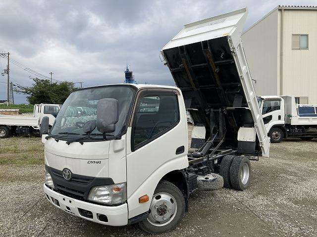トヨタ ダイナトラック 4WD・2t積ダンプ・コボレーン・歩み掛け付・5MT