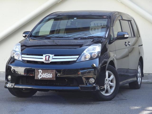 トヨタ プラタナ Vセレクション 左側パワースライド スマートキー プッシュスタート メモリーナビ フルセグTV Bluetooth バックカメラ ETC オートライト HID フロントフォグ 革巻きハンドル