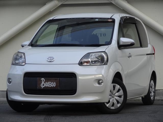 トヨタ X 左側パワースライドドア スマートキー プッシュスタート SDナビ バックカメラ Bluetooth ステアリングリモコン フロントフォグ アイドリングストップ
