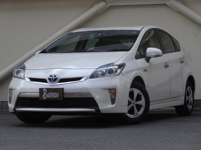 トヨタ プリウスPHV S HIDライト シートヒーター HDDナビ フルセグ 車両接近通報装置 ETC スマートキー プッシュスタート 純正AW オートライト Bluetooth