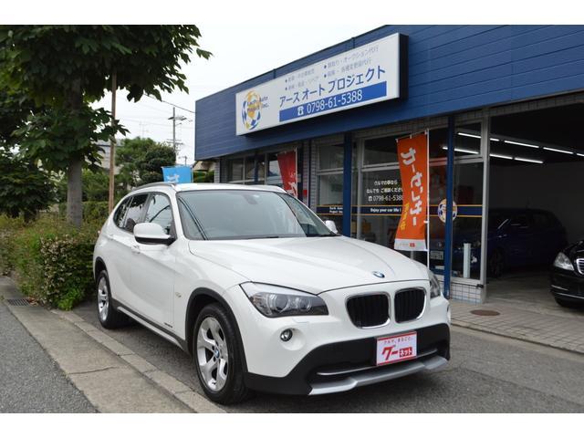 BMW X1 sDrive 18i 禁煙車 カロッツェリアHDDナビ バックカメラ ETC