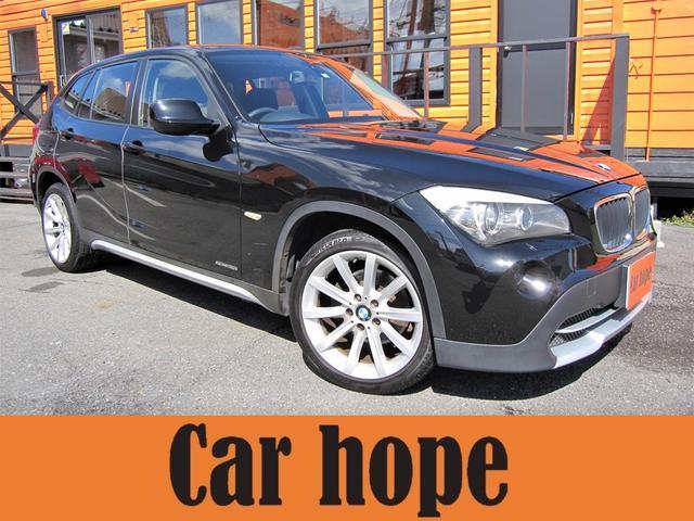 BMW X1 sDrive 18i ナビ スマートキー HID ETC