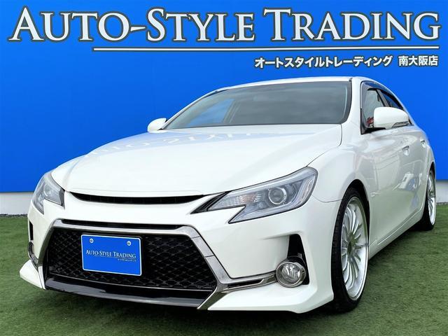 トヨタ 250G G's仕様/車高調/19インチアルミホイール/純正ナビ/ETC/バックモニター