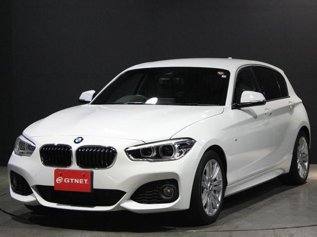 BMW 118i Mスポーツ 後期モデル 純正HDDナビ