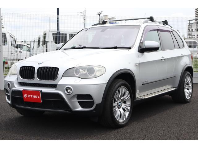 BMW X5 xDrive 35i サンルーフ 純正ナビ TV AUX バックカメラ シートエアコン