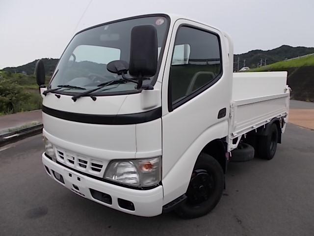 トヨタ 2t積・P/G付・10尺・平ボディ・5MT・5t未満・低床
