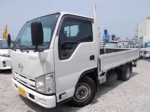 マツダ タイタントラック 1.5t積・平ボディ・5t未満・低床